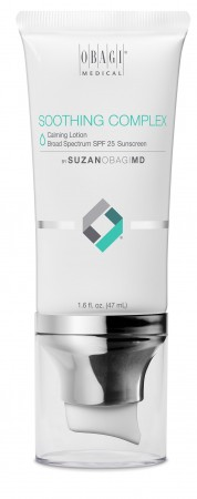 Suzan Obagi MD Soothing Complex Calming Lotion SPF 25